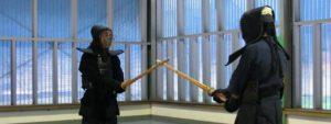 剣道の稽古様子②